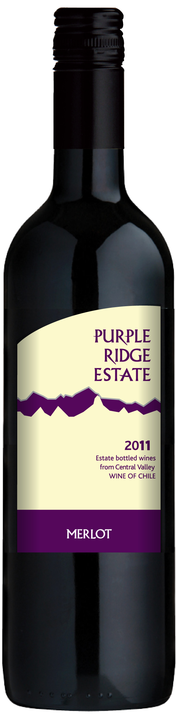 Purple Ridge Estate Merlot
